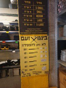 חדר זעם – 2Break  התרשמות – סניף תל אביב